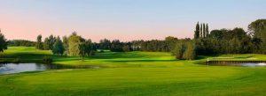 Golfen um Watereloo Belgien 6