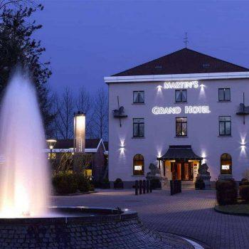 Martins Grand Hotel Waterloo Golfreise.