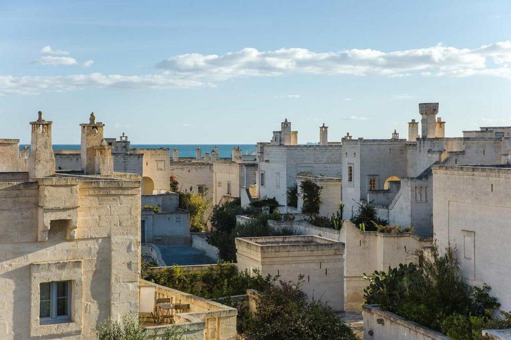 Borgo Egnazia Golfen in Italien Apulien 12