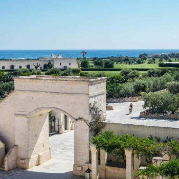 Borgo Egnazia Resort Golf in Apulien