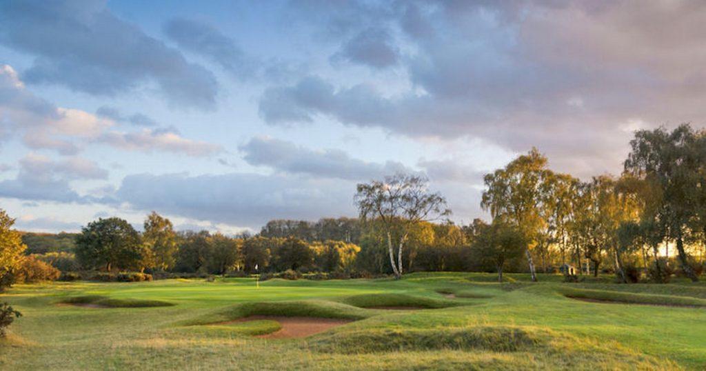 Golf in Yorkshire England Golfreise 12