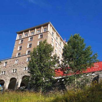 Hotel Castell Golf Schweiz