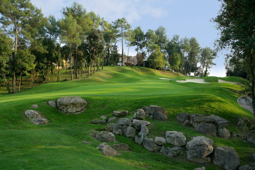 Cote dAzur ROYAL MOUGINS Golf Resort
