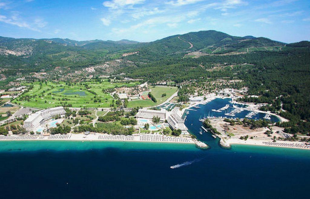 Griechenland SITHONIA Golfurlaub