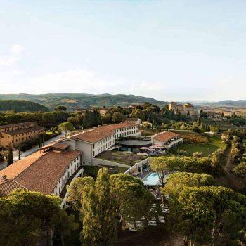 Toskana Resort Castelfalfi Pisa Florenz Golf
