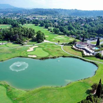 Hotel + Golf Package Côte d Azur
