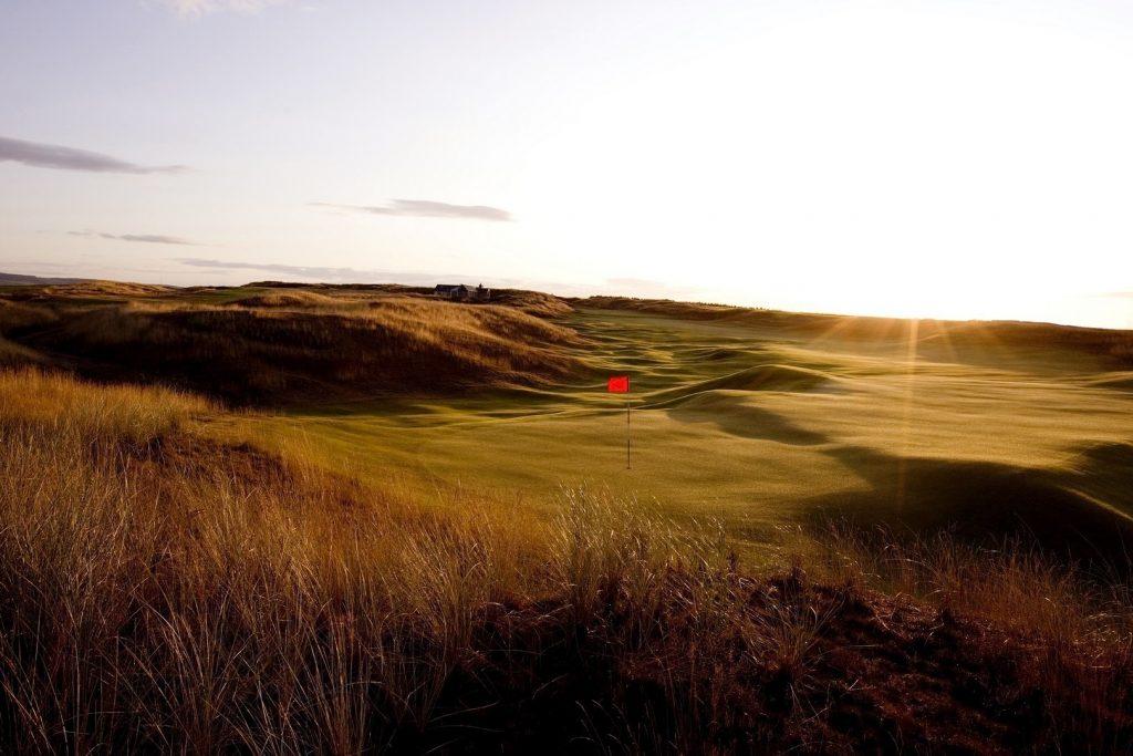 Golf im Nordwesten Schottlands 3