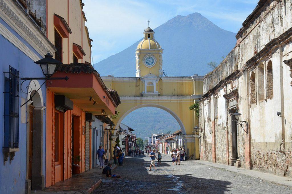 Golf und Kultur in Guatemala 14