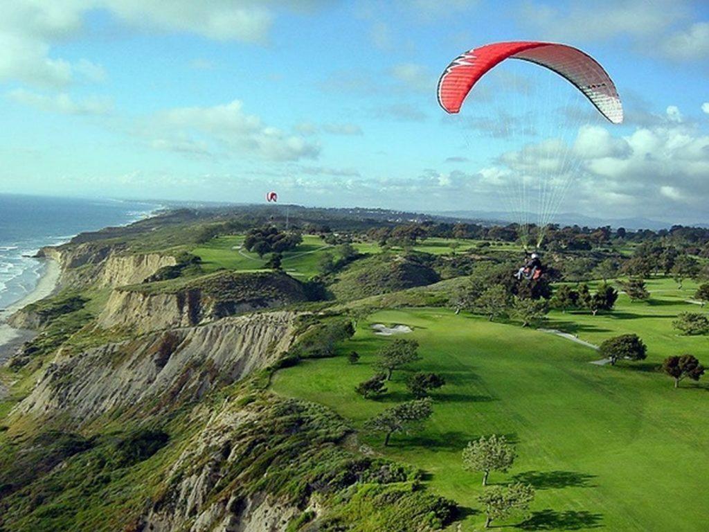Golfen in Kalifornien 7 1