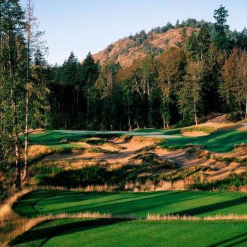 Kanada VANCOUVER ISLAND Golfurlaub