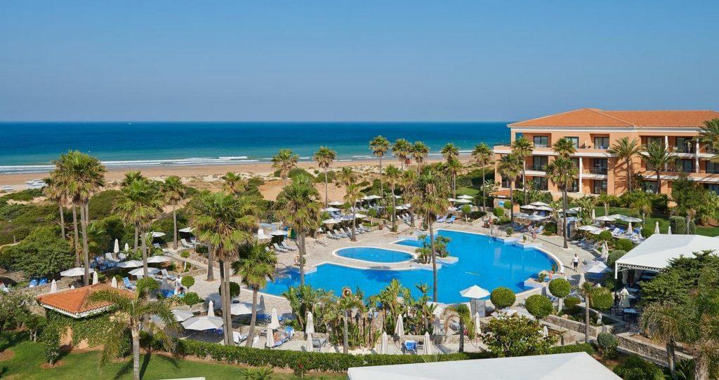 Hipotels Barrosa Palace Hotel Spa 9