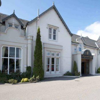Kingsmill Hotel Inverness Schottland Golf