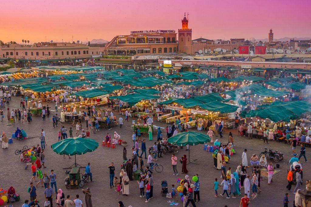 Marrakesch Golfsportreise 4