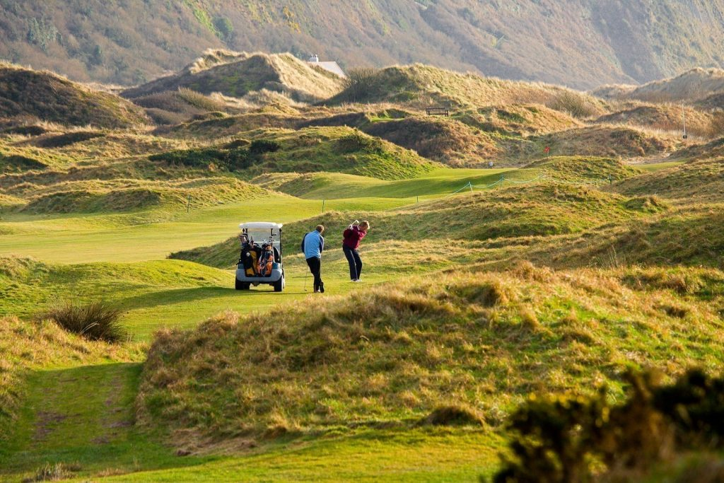 Nord Wales Entdecken Sie dieses Golfgeheimniss 4
