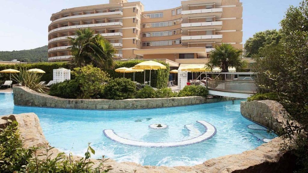 Radisson Blu Majestic Hotel Galzignano 9