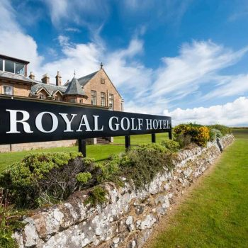 Royal Golf Hotel Dornoch Schottland