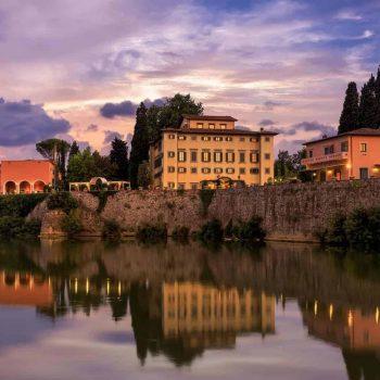 Villa La Massa Florenz Toskana Golfurlaube