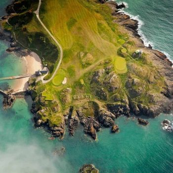 NORD Wales und Golfen vom Feinsten