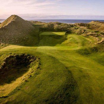 Irland Golf ist einfach perfekt