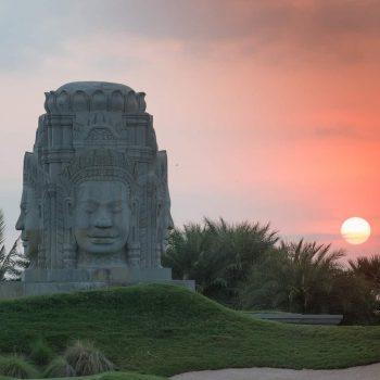 Golf und Kulturreise Kambodscha