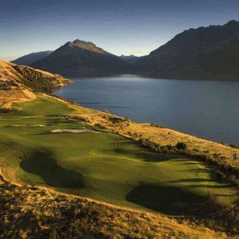 Neuseeland SÜDINSEL GRENZENLOS Golf