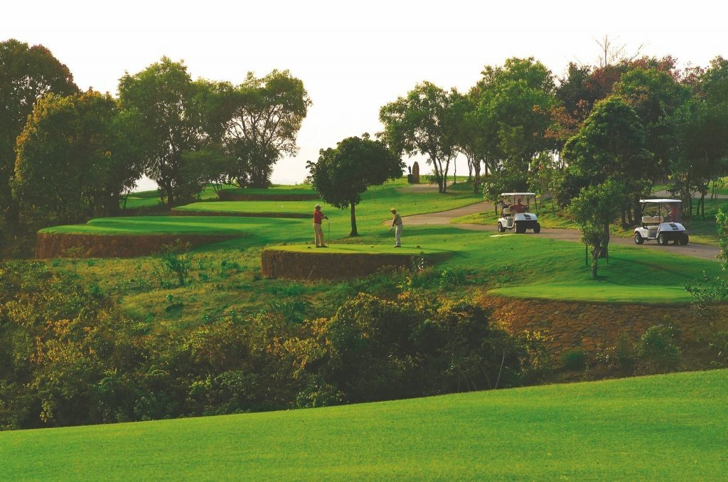 Bangalore Vivanta Bengaluru Golfurlaub