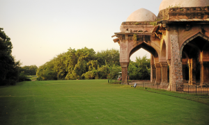 Indien Orange County Golfurlaub