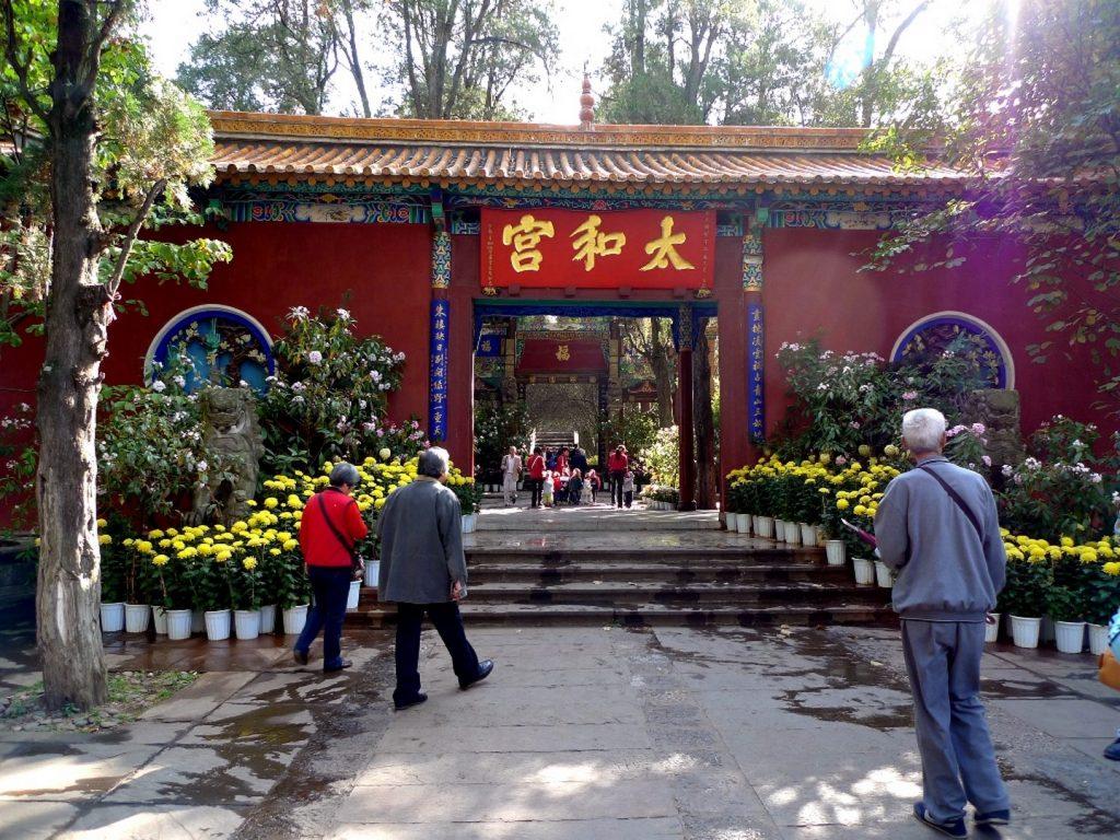 Golf und Kulturreise Kunming 2