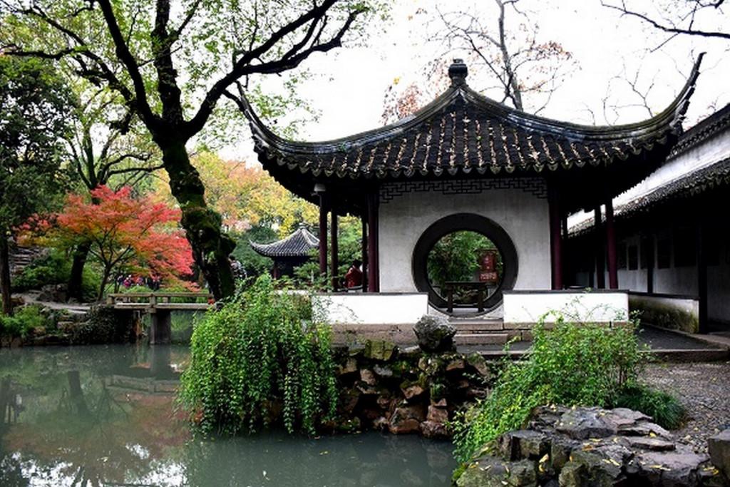 Golf und Kulturreise in China 3