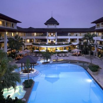Mission Hills Golf Resort – Shenzen