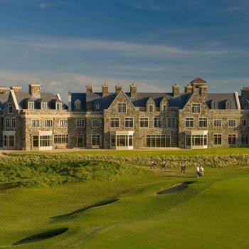 Trump International The Lodge at Doonbeg Golf Club Clare Irland