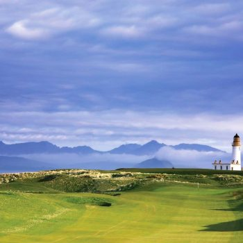 Turnberry Ayrshire Golf Schottland