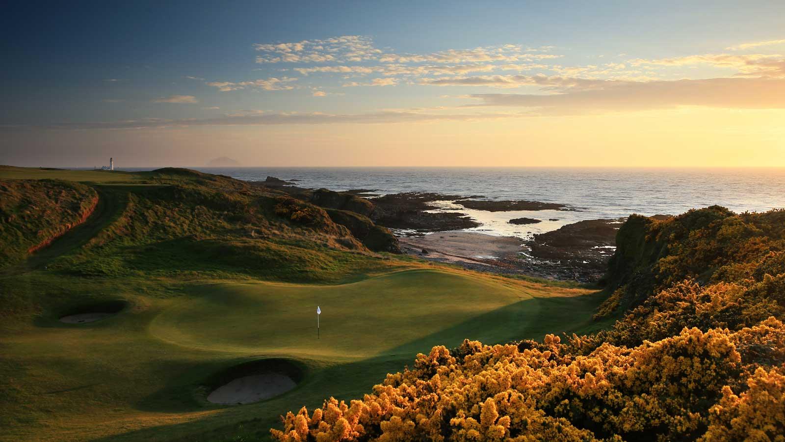 Golfreisen Buchen Turnberry Resort In Ayrshire Schottland