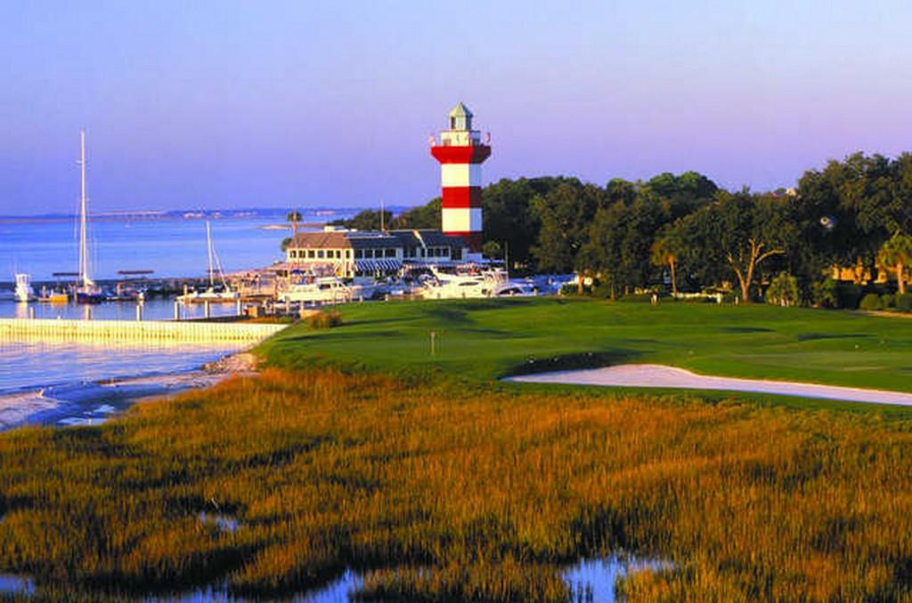 Golfen auf Hilton Head 1