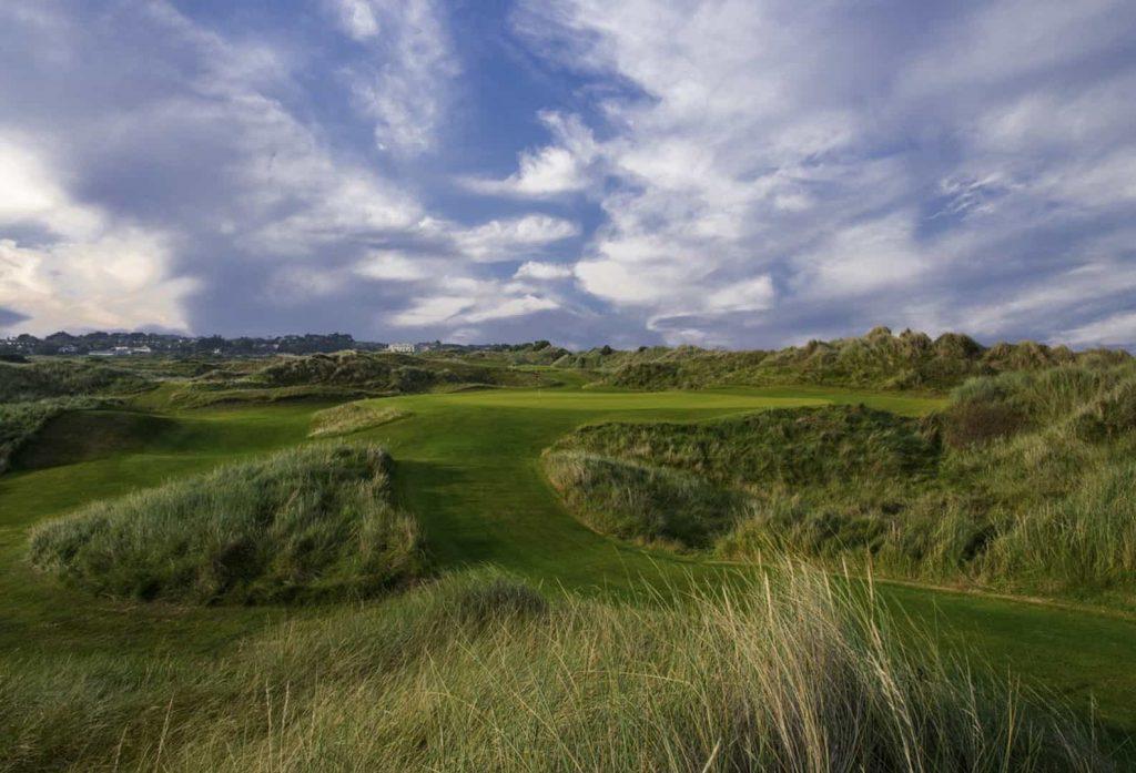Golf in Portmarnock 10