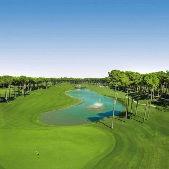 Cornelia De Luxe Resort Golf in Belek