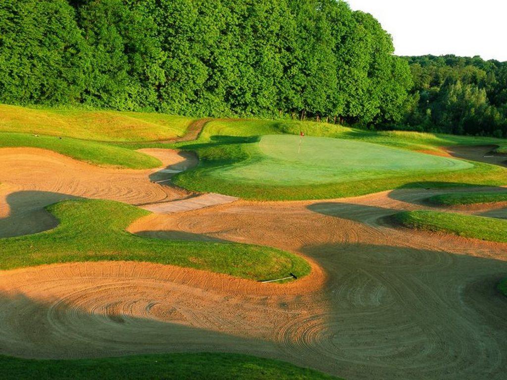 Golf um Chantilly