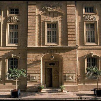 Hotel La Mirande Avignon Provence