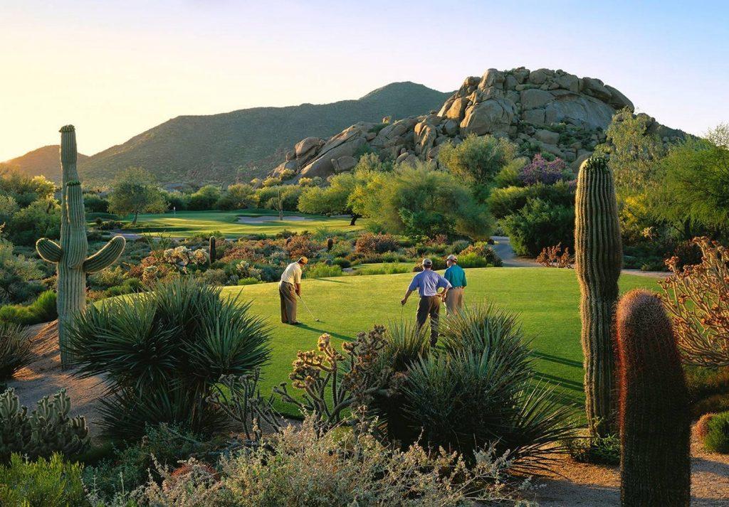 Boulders Resort Spa Scottsdale 9