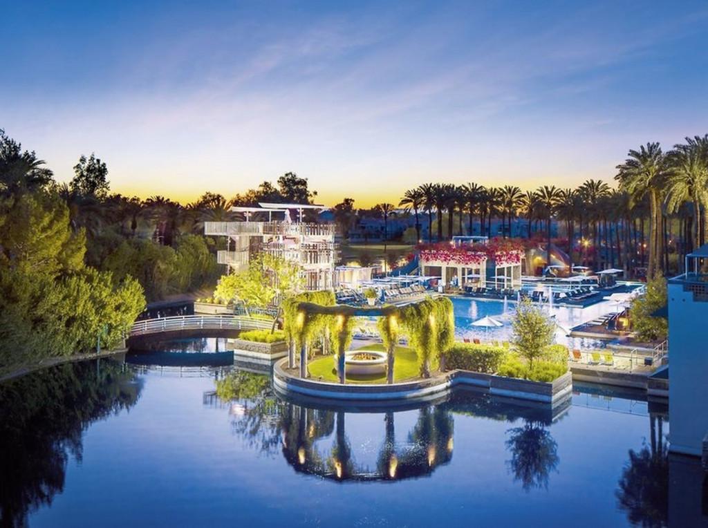 Hyatt Regency Scottsdale Resort Spa at Gainey Ranch 7