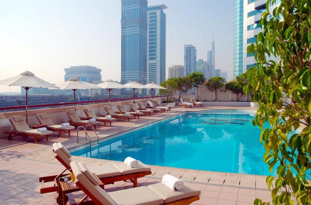 Crowne Plaza Dubai Golfsportreise 6