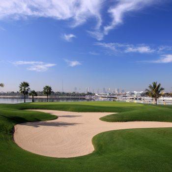 Inter Continental Dubai Golf