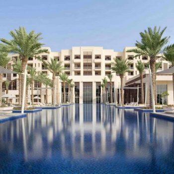 Dubai PARK HYATT Golfurlaub