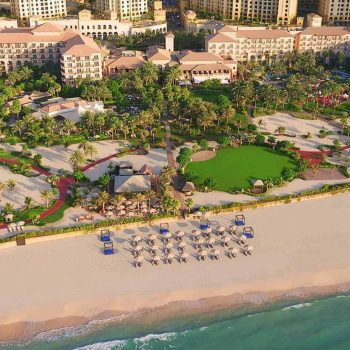 The Ritz Carlton Dubai Golf