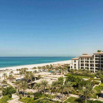 The St Regis Saadiyat Island Abu Dhabi