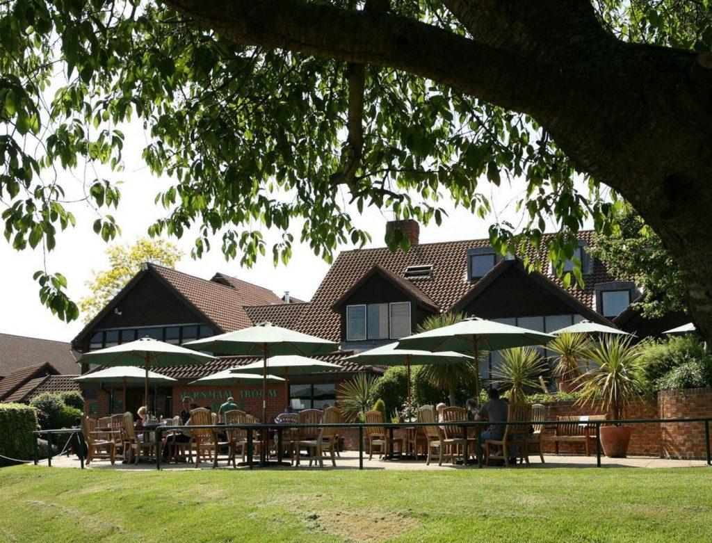 Barnham Broom Hotel Golf Spa 1