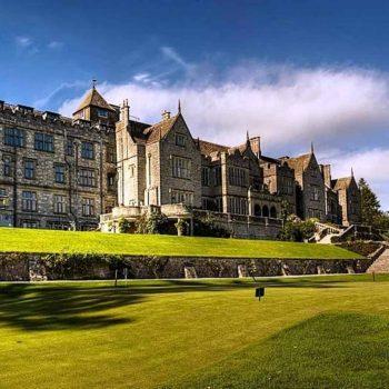 Bovey Castle England Urlaub Golf
