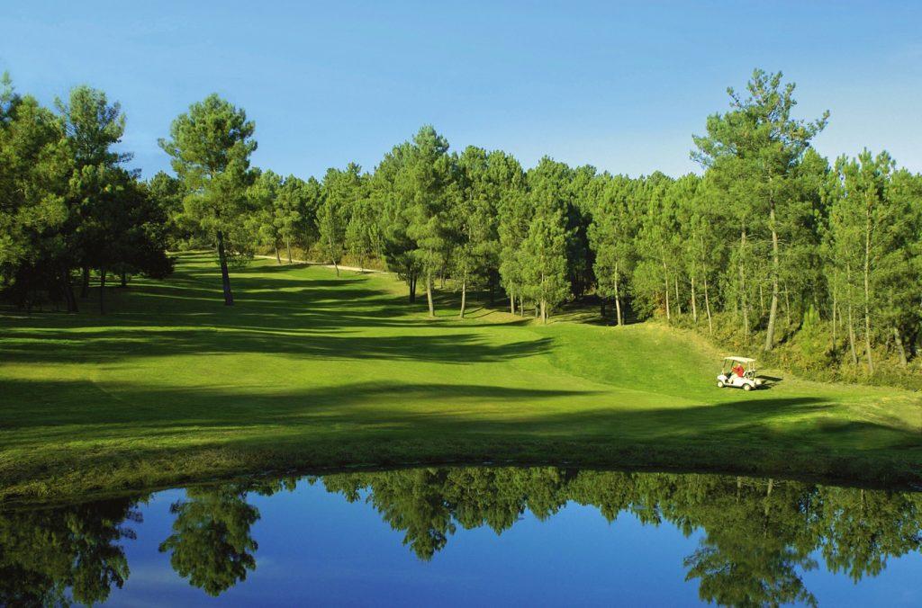 Portugal Tivoli Coimbra Golfurlaub