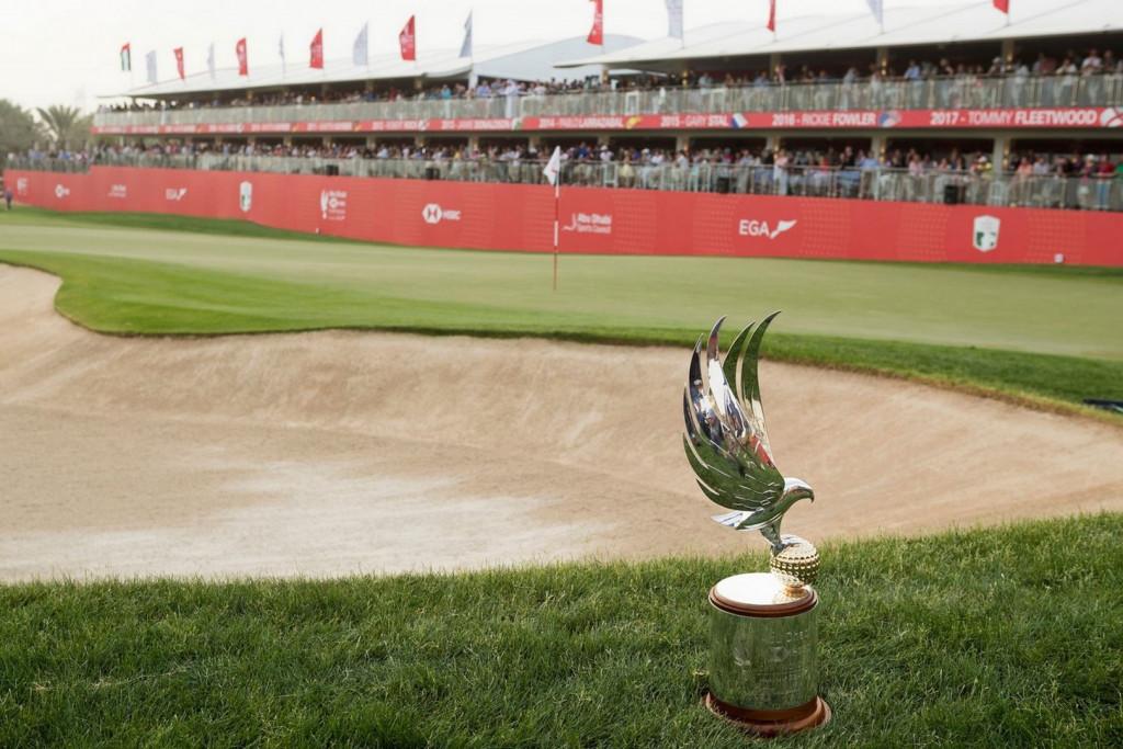 Abu Dhabi HSBC Championship 13