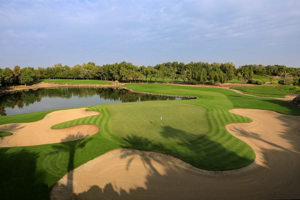 Abu Dhabi HSBC Championship 18